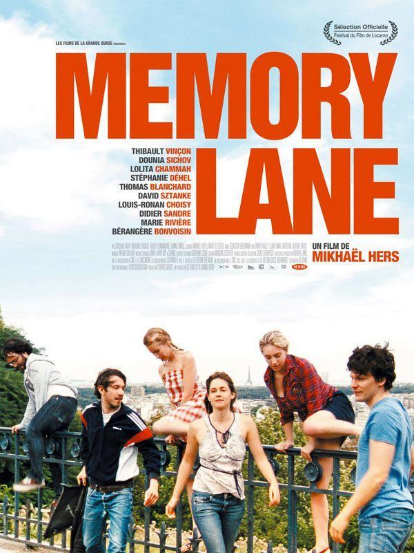 Memory_lane_Affiche