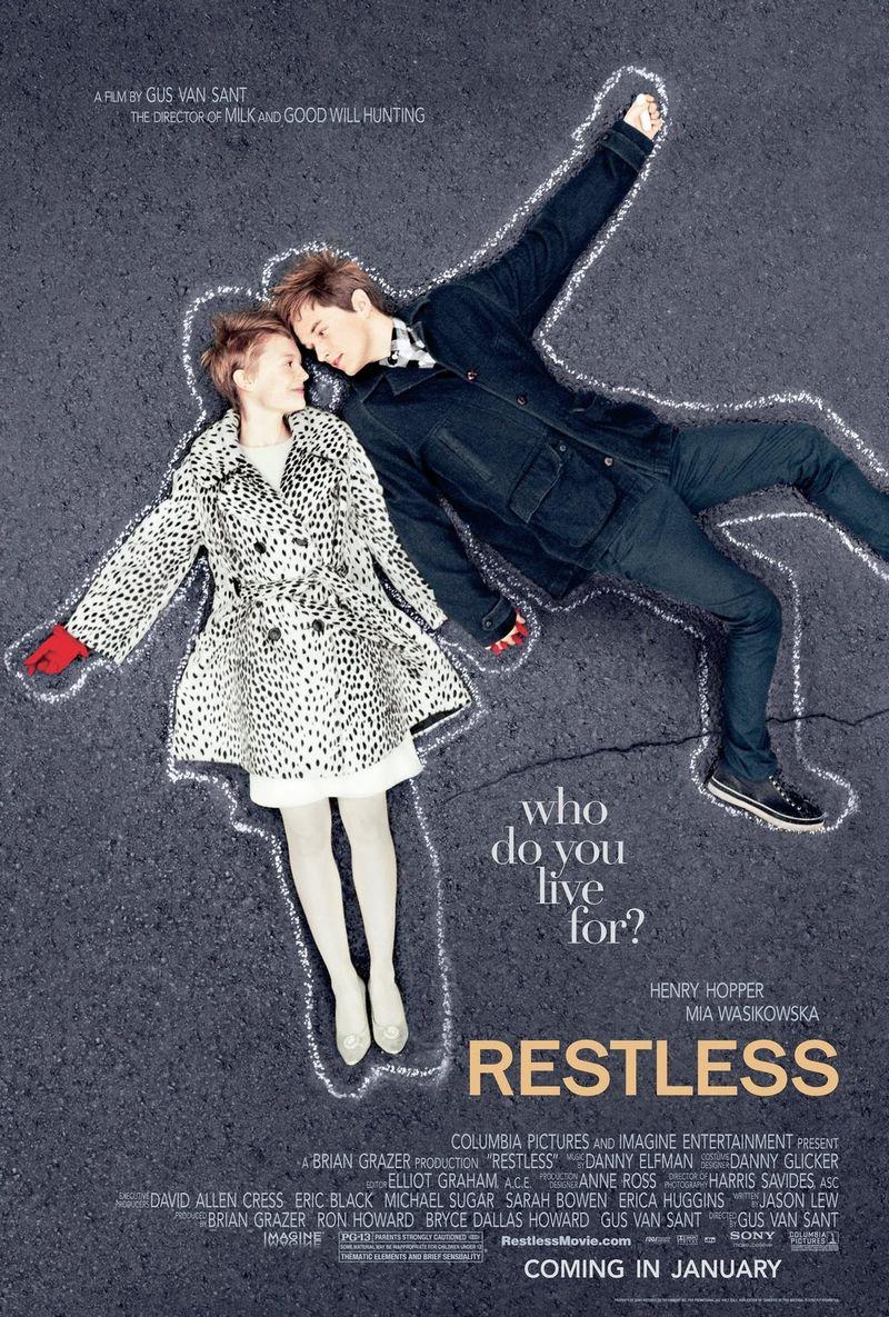 Restless affiche